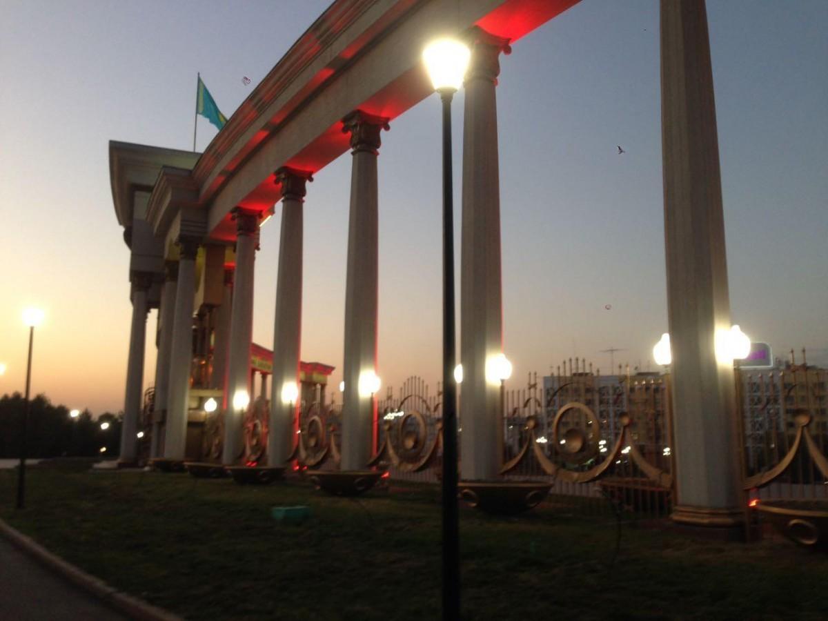 Уличный светодиодный светильник ДТУ 05-40-50