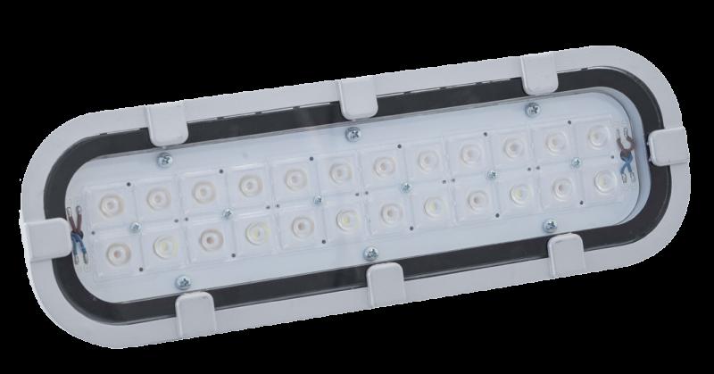 Светодиодный прожектор FWL 12-26-50-D65 RGBW Серый корпус