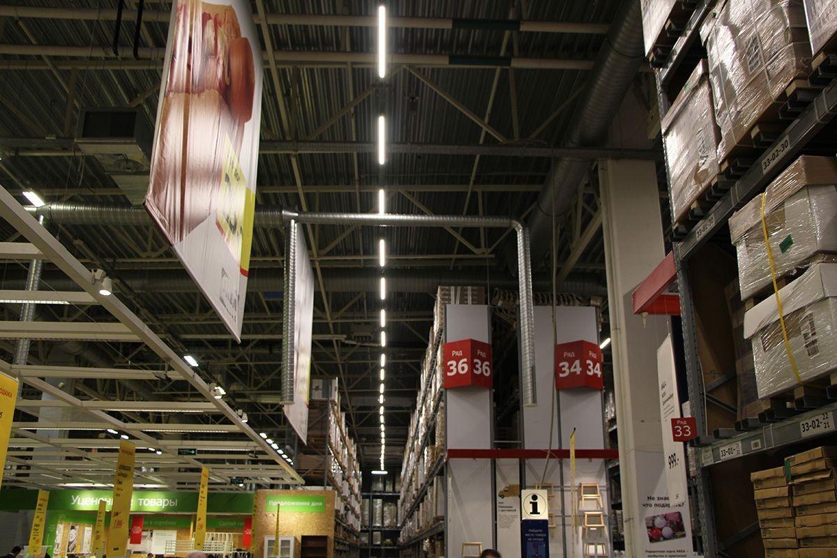 Низковольтный светодиодный светильник FPL 01-24-50 (36V)